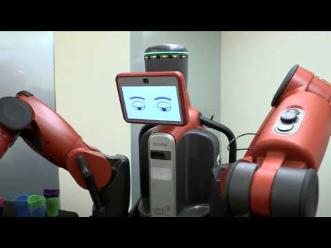 Baxter..The Robot that Wants your Job? | The Edge | CNBC International