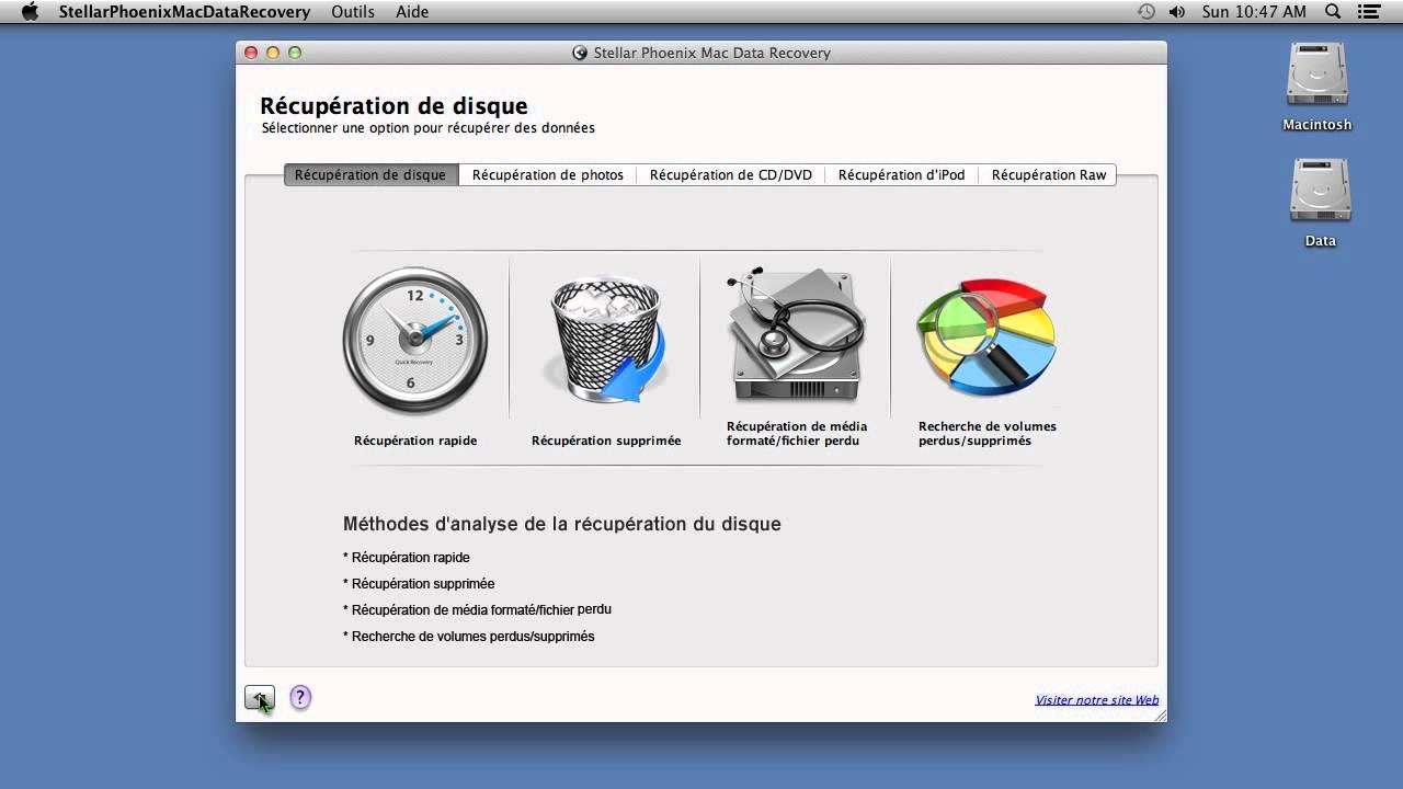 comment trouver un disque dur externe sur mac