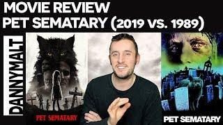 Pet Sematary (2019) vs. Pet Sematary (1989) - Movie Review