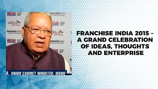Franchise India 2015 - A Grand