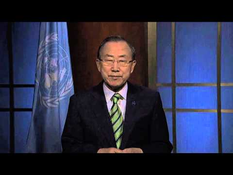 My Dream. United Nations Secretary-General Ban Ki-moon