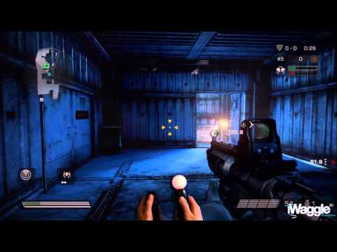iWatch   Killzone 3 (Multiplayer) PlayStation Move Analysis