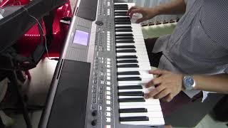 Đàn Organ S670 Style Nhạc Vàng Trộm Nhìn Nhau  - Dân Ca - Nguyễn Kiên 0973955861