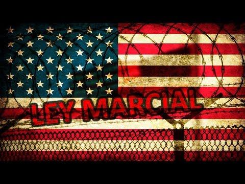 Ley marcial; ¿porque se teme una ley marcial en USA. ? y ¿que es?