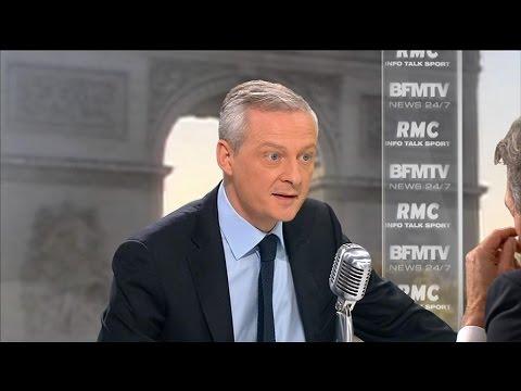 """Le Maire répond à Morano: """"La France n'est pas une race"""""""