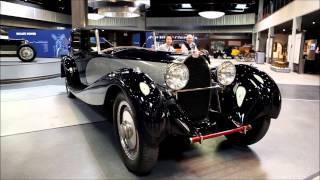 The Bugatti Royale