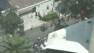 Magnitude 7.1 earthquake rattles Mexico City, Puebla by : CGTN America