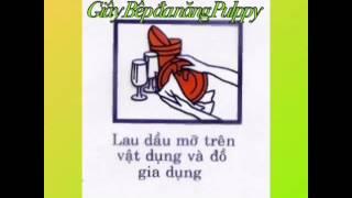 Giấy Bếp đa năng Pulppy thấm dầu tại Hà nội