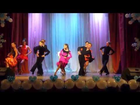 танцевальный номер Однажды в кукольном театре