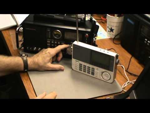 TRRS #0196 - Second Attempt at Testing Grundig 750 vs Sangean ATS-909x