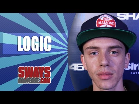 Logic Discusses Hectic Press Week, His Album Being No. 1 on iTunes + An Off The Top Freestyle
