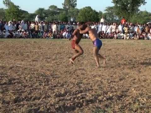 Kabaddi Match Deowall Sialkot Part 2 video