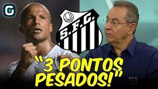 """Bahia 0 x 1 Santos! """"O Santos TEM FEITO umas SURPRESAS dessas!"""" (15/07/19)"""