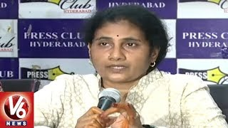Women's Associations Press Meet On Chicago Sex Racket  Live