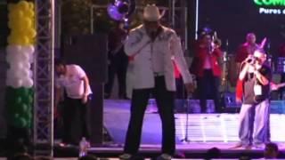 Rosendo Amparano en el Mega Concierto 2013 de La 98.5 La Comadre
