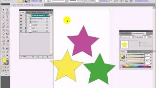 Видео урок по Adobe Illustrator - 11
