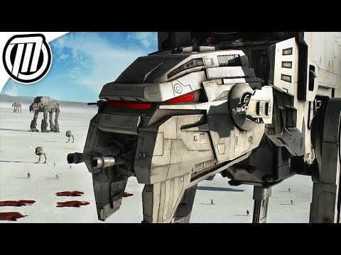 Star Wars Battlefront 2: The Last Jedi DLC & Crait Gameplay Breakdown