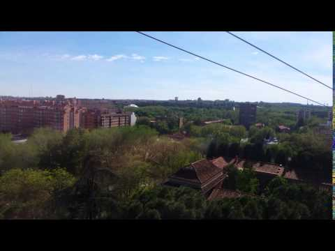 Spain - Madrid - Teleférico 1