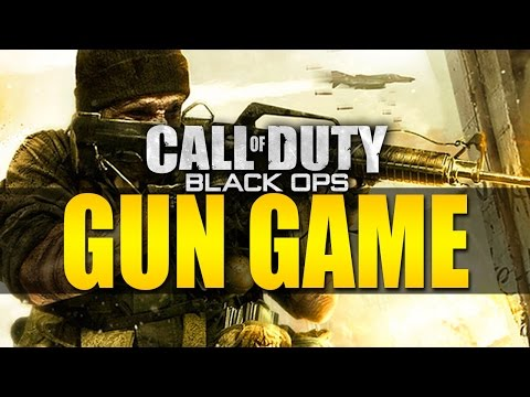 CoD Black Ops 2 Wager Match #1 with The Sidemen (Gun Game)