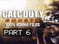 Call of Duty Ghosts Gameplay Walkthrough Part 6 - Legends Never Die 100% Rorke Files Campaign Intel