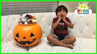NO HALLOWEEN TRICK OR TREATING FOR RYAN + Family Fun Scavenger Hunt