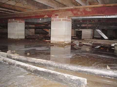 Why fix my crawl space with CleanSpace crawl space encapsulation? - YouTube