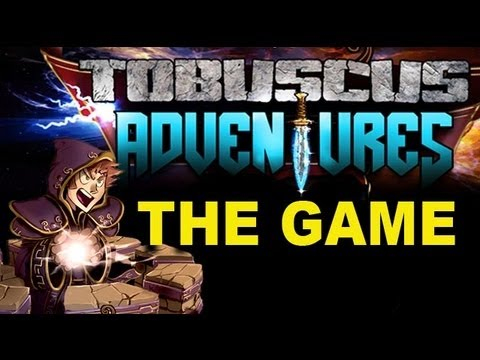 Tobuscus Adventures: The Game video