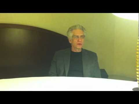 David Cronenberg Interviewed by Scott Feinberg