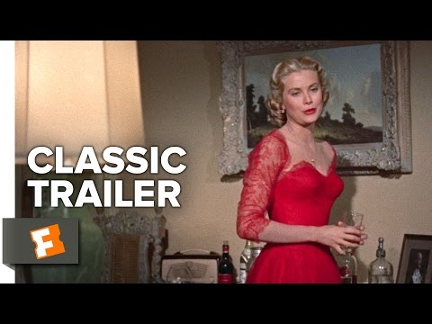 Dial M For Murder (1954) Official Trailer - Alfred Hitchcock, Grace Kelly Movie Hd video
