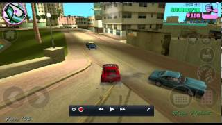 Gameplay Gta vice city capitulo 3 ios ipod 5g