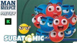 Subatomic (Genius Games) Preview by Man Vs Meeple
