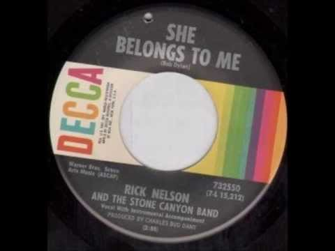 Ricky Nelson - She Belongs To Me
