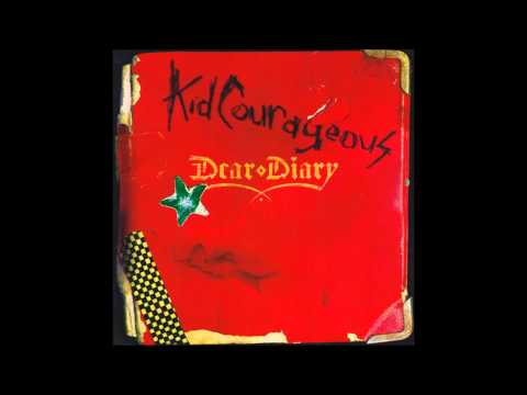 Kid Courageous - About A Pretty Girl From A Far Away Town