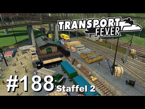 TRANSPORT FEVER S2/#188: Baustelle am Wiener Hbf [Let's Play][Gameplay][German][Deutsch]