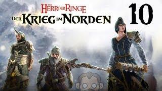 Let's Play Together - Herr der Ringe: Krieg im Norden #010 - Hügelgräberhöhlen YEAH