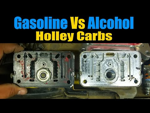 ALCOHOL E85 CARBURETORS EXPLAINED | Holley Carb Secrets | Alcohol Carbs