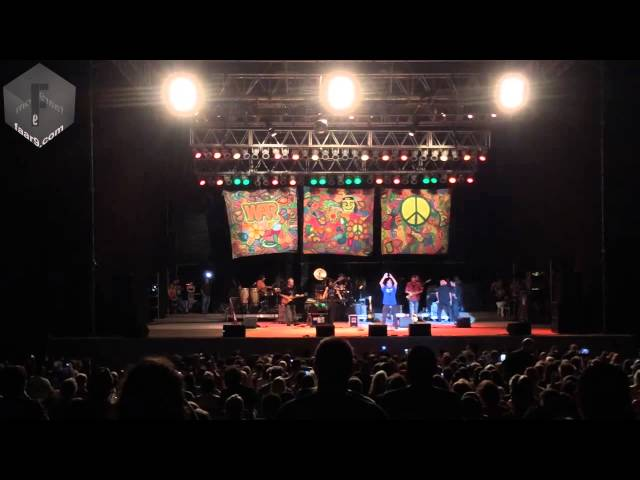 Cheech & Chong w/ War - Medley: Mexican-Americans / Beaners / Born In East L.A (Live @ The Backyard)