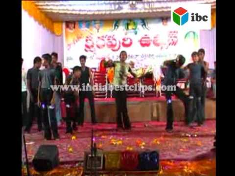 Children Performing On Dance Numbers From Hindi Song video