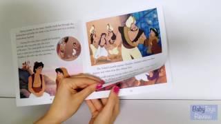 Read aloud: Disney Aladdin book story for kids