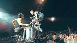 Matt and Kim - Year End 2016 - Fall to Pieces