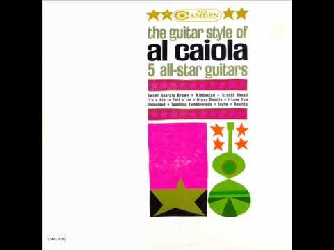 Al Caiola - Strait Ahead