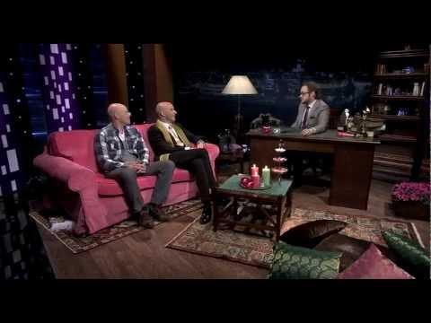 Tuomas Enbuske Talk Show Jakso 23 Vieraana Mark Levengood