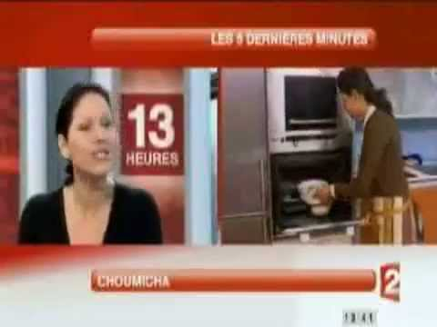 Choumicha: Interview sur France2