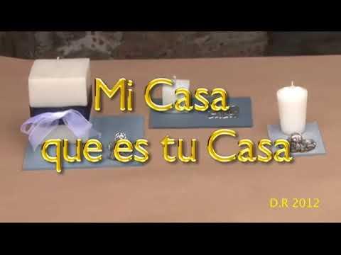Como arreglar velas para primera comunión o bautizo