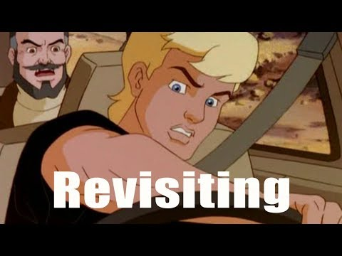 Revisiting The Real Adventures of Jonny Quest