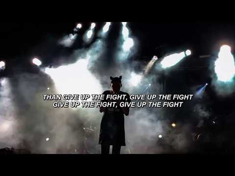 Bishop Briggs - White Flag (Lyrics)