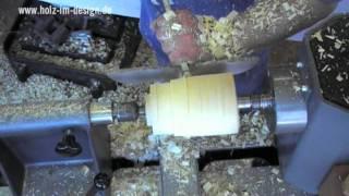 Scraper wiedemann drechsler drechseln woodturner woodturning alt