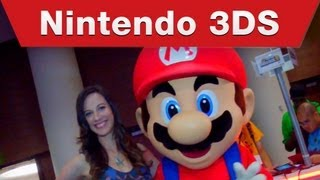 Nintendo 3DS XL at San Diego Comic-Con