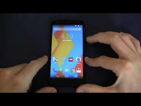 Google Nexus 5 Review Part 1