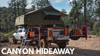 Rooftop Tent Camping in New Mexico | Lifestyle Overland S2E16